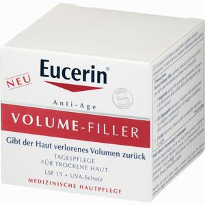 Abbildung von Eucerin Hyaluron- Filler + Volume- Lift Tagespflege für Trockene Haut Creme 50 ml