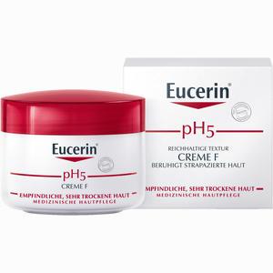 Abbildung von Eucerin Ph5 Creme F Empfindliche Haut  75 ml