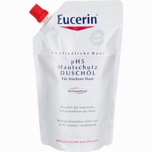 Abbildung von Eucerin Ph5 Duschöl im Nachfüllbeutel 400 ml