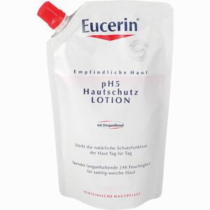 Abbildung von Eucerin Ph5 Intensiv Lotion im Nachfüllbeutel  400 ml