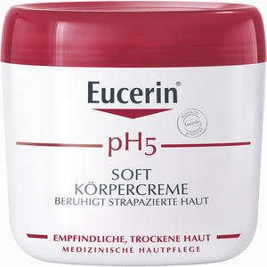 Abbildung von Eucerin Ph5 Körpercreme Soft  450 ml