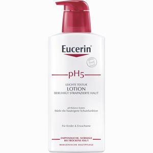 Abbildung von Eucerin Ph5 Leichte Lotion Empfindliche Haut  400 ml