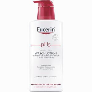 Abbildung von Eucerin Ph5 Waschlotion mit Pumpe für Empfindliche Haut Duschgel 400 ml