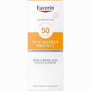 Abbildung von Eucerin Sonnen Allergie Schutz Sun Creme- Gel Lsf 50 150 ml