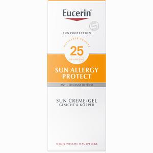 Abbildung von Eucerin Sun Allergie-schutz Creme-gel Lsf25 Gel 150 ml