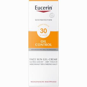 Abbildung von Eucerin Sun Gel- Creme Oil Control Anti- Glanz Effekt Lsf30 50 ml