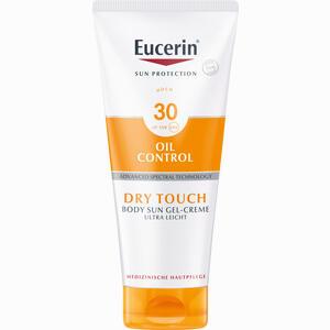 Abbildung von Eucerin Sun Gel- Creme Oil Control Body Lsf30  200 ml