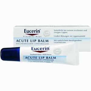 Abbildung von Eucerin Trockene Haut Acute Lip Balm 10 ml
