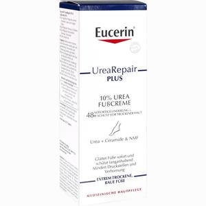 Abbildung von Eucerin Urearepair Plus Fußcreme 10%  100 ml