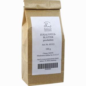 Abbildung von Eukalyptusblätter Tee 100 g