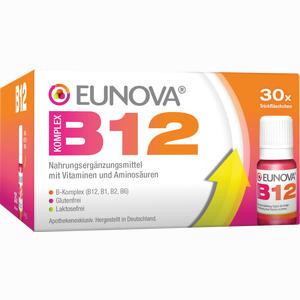 Abbildung von Eunova B12 Komplex Lsg Lösung Zum Einnehmen 30 x 10 ml