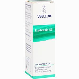 Abbildung von Euphrasia D3 Augentropfen 10 ml