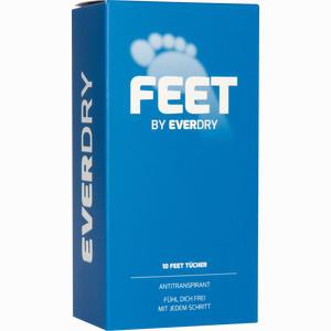 Abbildung von Everdry Feet Tücher  10 Stück