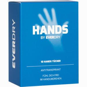 Abbildung von Everdry Hands Tücher  10 Stück