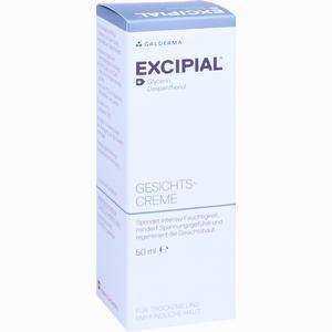Abbildung von Excipial Gesichtscreme  50 ml