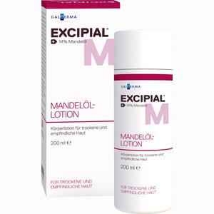 Abbildung von Excipial Mandelöl- Lotion  200 ml