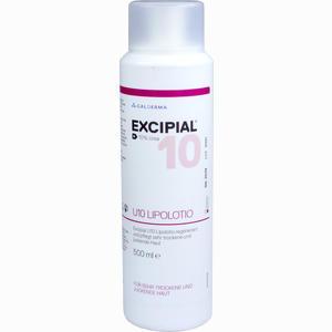 Abbildung von Excipial U10 Lipolotio Lotion 500 ml