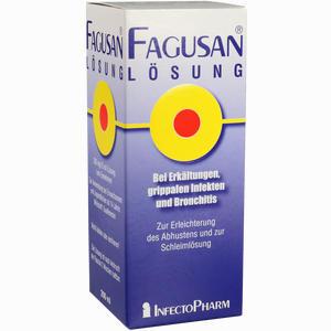 Abbildung von Fagusan Lösung  200 ml