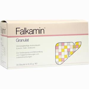 Abbildung von Falkamin Granulat im Beutel  30 Stück