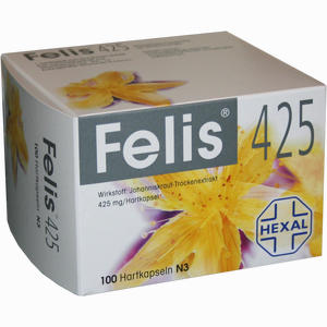 Abbildung von Felis 425 Kapseln 100 Stück