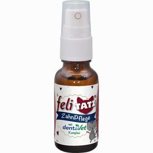 Abbildung von Felitatz Zahnpflege Vet 20ml Fluid 20 ml