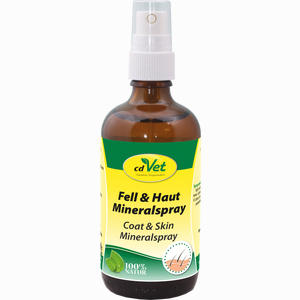 Abbildung von Fell & Haut Mineralspray Vet  100 ml