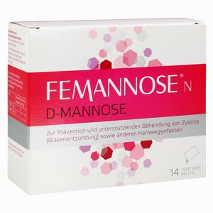 Abbildung von Femannose N Granulat 14 Stück