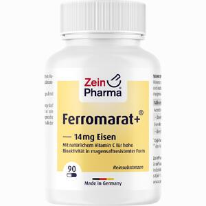 Abbildung von Ferromarat Eisenfumarat + Acerola Kapseln 90 Stück