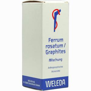 Abbildung von Ferrum Rosatum/Graphites Dilution 50 ml