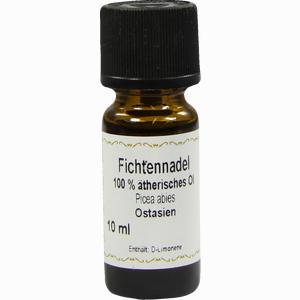 Abbildung von Fichtennadel 100% ätherisches Öl Ostasien 10 ml