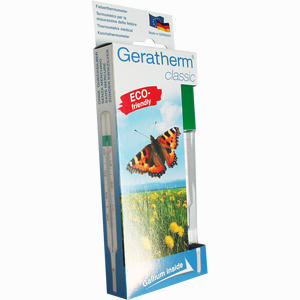 Abbildung von Fieberthermer Ohne Quecksilber Geratherm Classic 1 Stück