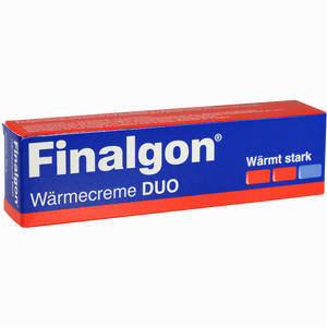 Abbildung von Finalgon Waermecreme Duo  50 g