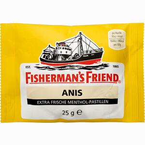Abbildung von Fishermans Friend Anis Pastillen 25 g