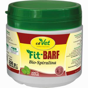 Abbildung von Fit- Barf Bio- Spirulina Vet Pulver 250 g
