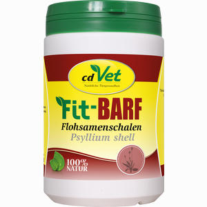 Abbildung von Fit- Barf Flohsamenschalen Vet Pulver 600 g