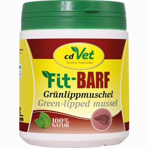 Abbildung von Fit- Barf Grünlippmuschel Vet Pulver 400 g