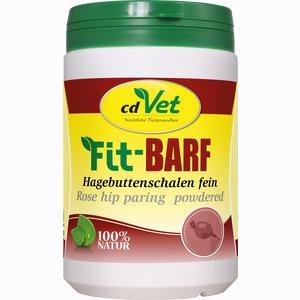 Abbildung von Fit- Barf Hagebuttenschalen Fein Vet. Pulver 500 g