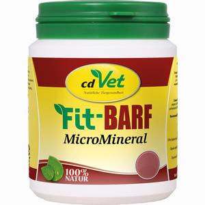 Abbildung von Fit- Barf Micromineral Vet. Pulver 150 g