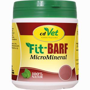 Abbildung von Fit- Barf Micromineral Vet. Pulver 500 g