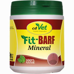 Abbildung von Fit- Barf Mineral Vet Pulver 600 g