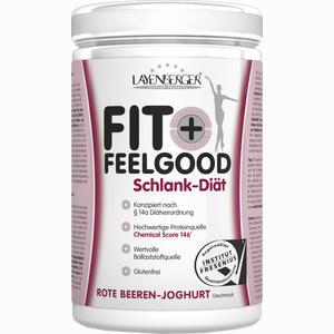 Abbildung von Fit+feelgood Schlank- Diät Rote Beeren/joghurt Pulver 430 g
