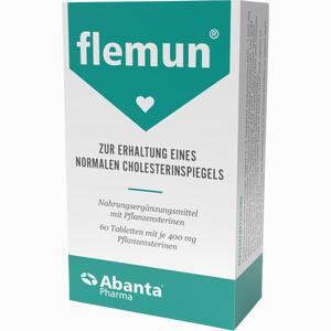Abbildung von Flemun Tabletten 60 Stück