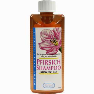 Abbildung von Floracell Pfirsich Shampoo Konzentrat  200 ml