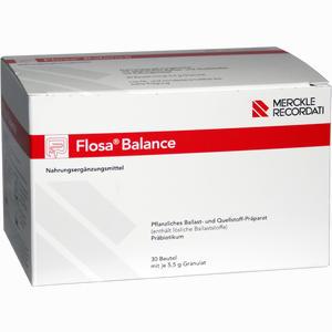 Abbildung von Flosa Balance Beutel Pulver 30 x 5.5 g