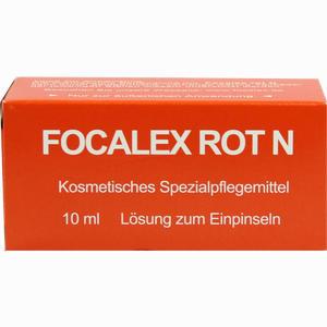 Abbildung von Focalex Rot Tinktur 10 ml