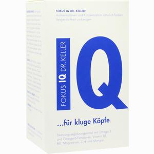 Abbildung von Fokus Iq Dr.keller Kapseln 120 Stück