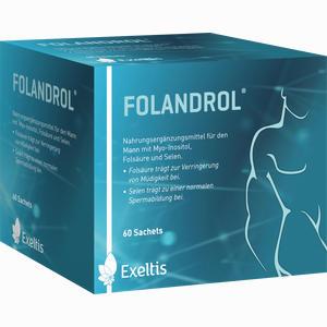 Abbildung von Folandrol Pulver 60 x 3.5 g