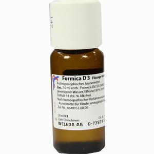 Abbildung von Formica D3 Dilution 50 ml