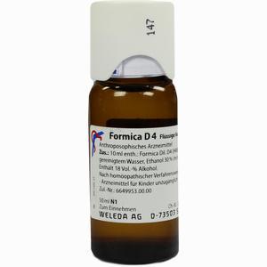 Abbildung von Formica D4 Dilution 50 ml