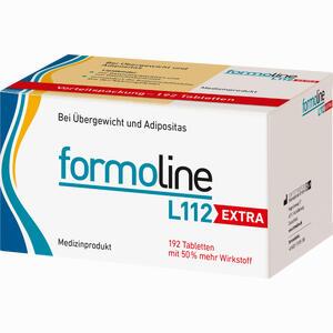 Abbildung von Formoline L112 Extra Vorteilspackung Tabletten 192 Stück